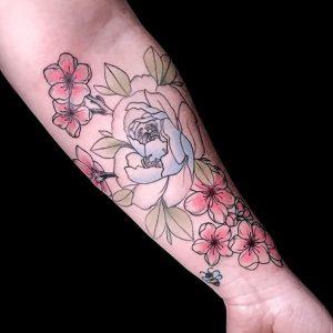 Mom Tattoos in Bangkok