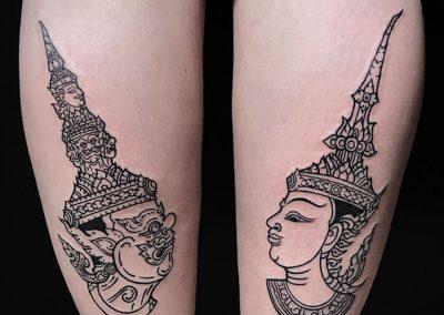 thai-temple-spirit-tattoo
